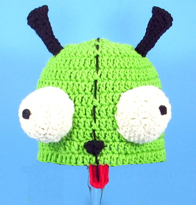 Gir Hat from Invader Zim